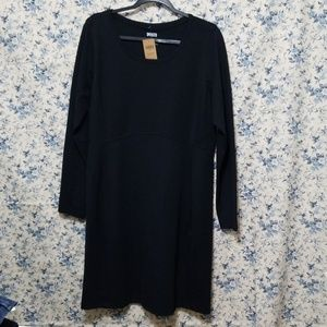 Duluth NOGA wearwithall knit Dress large nwt